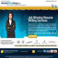 resume writing group resumewritinggroup com review