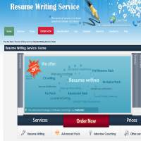 Resume Writing Service image