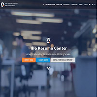 Top 10 CV / Resume Writing Services.The Resume Center image